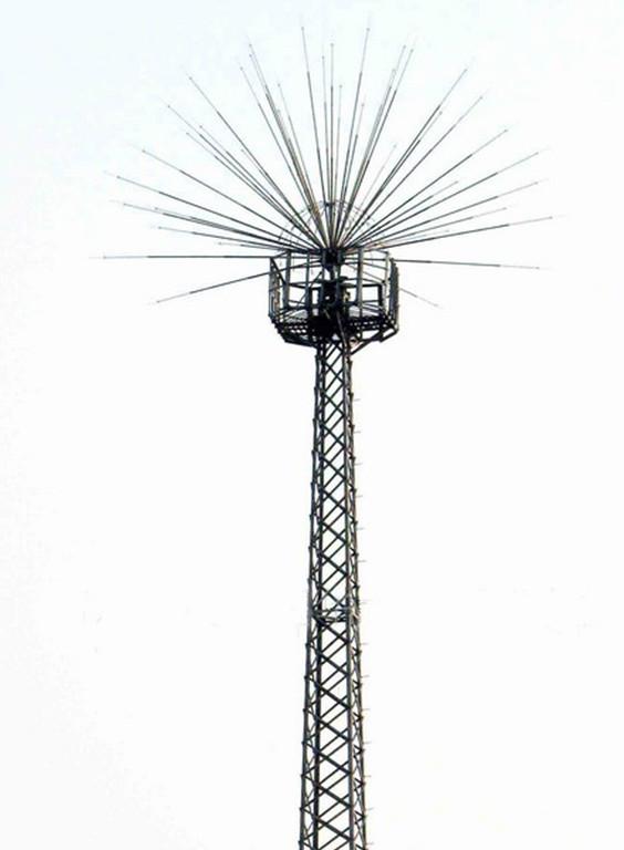 塔桅结构--工艺塔-1